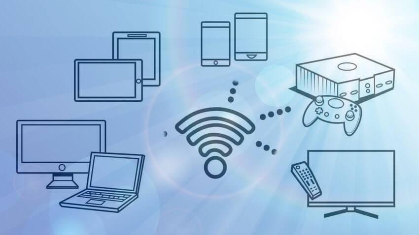 как проверить подключенные устройства к wifi роутеру