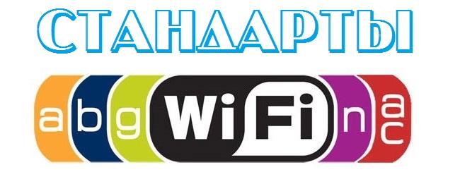 стандарты wifi 802.11 b/g/n